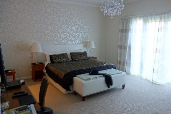 Hoeke Lodge: Our room
