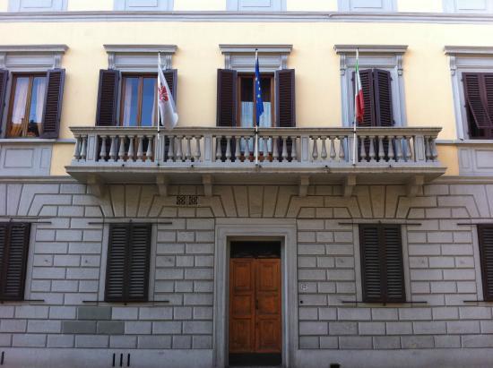Hotel Leopolda : VEDUTA ESTERNA