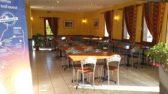 Hôtel Altica Sarlat: salle petit déjeuner de l'hôtel