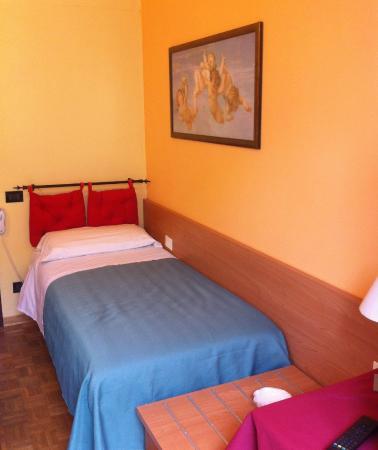 Hotel Leopolda : CAMERA SINGOLA