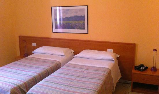 Hotel Leopolda : CAMERA DOPPIA