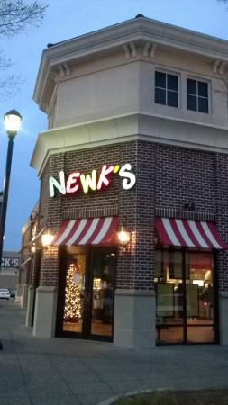 Newk's: Lunch and dinner