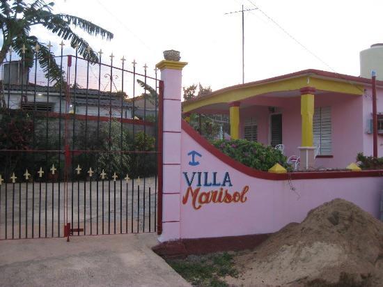 la maison simple propre et accueillante photo de villa marisol vinales tripadvisor. Black Bedroom Furniture Sets. Home Design Ideas