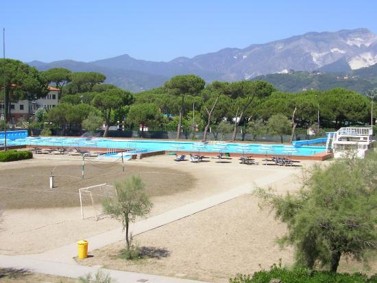 Villaggio Vacanze Torre Marina: Spiaggia privata
