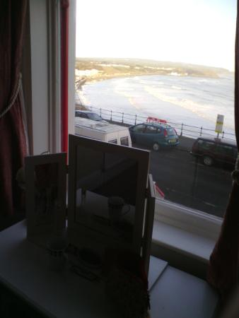 Derwent House Hotel: view from room 4