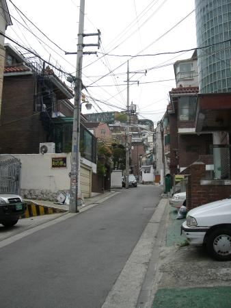 Tuyosinoie: 剛の家は静かな住宅街です。