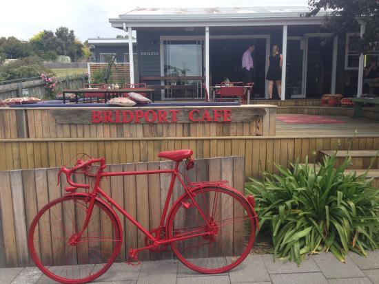 The Bridport Cafe: Bridport cafe