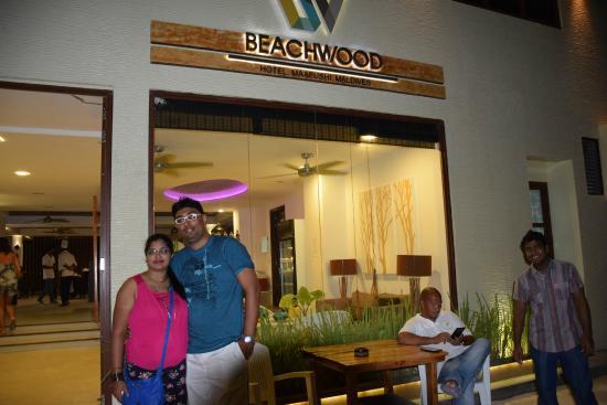 Beachwood Hotel Entry