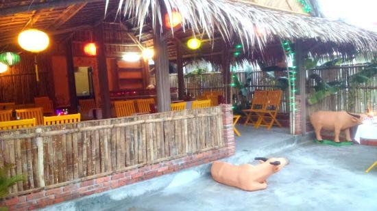 Bamboo AnBang Restaurant