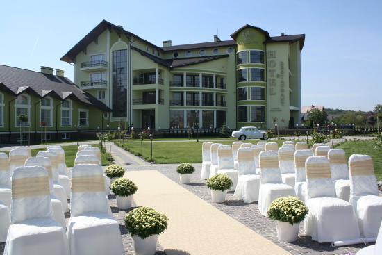 Hoteles en Malekhiv