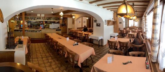 Hotel Wetterhorn : Restaurant