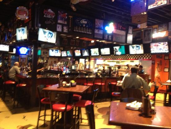 Recovery Sports Grill Recover