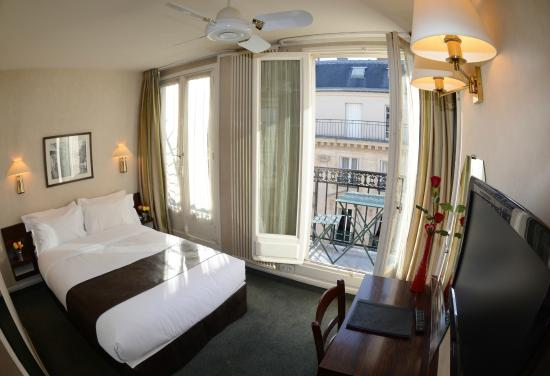 Hotel du college de france updated 2018 prices reviews for Hotel luxe france