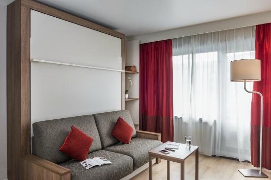 Adagio Paris Bercy Village: Studio 1-2 pers