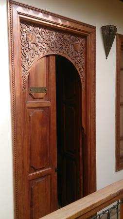 Riad Dar Saad: habitación