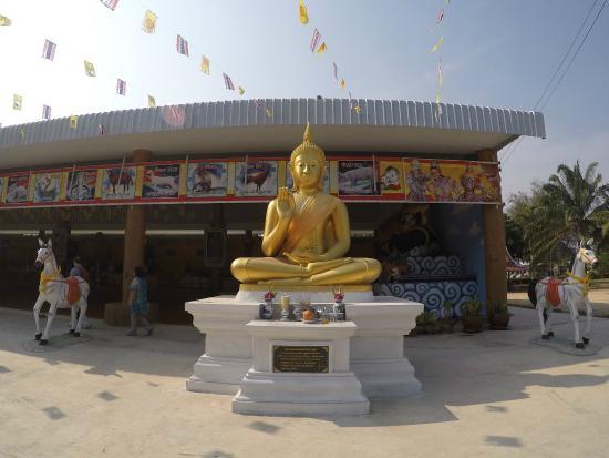 Wat Nerachararam: Одна из статуй