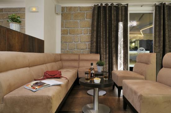 Hotel des Roches - Restaurant: Salon