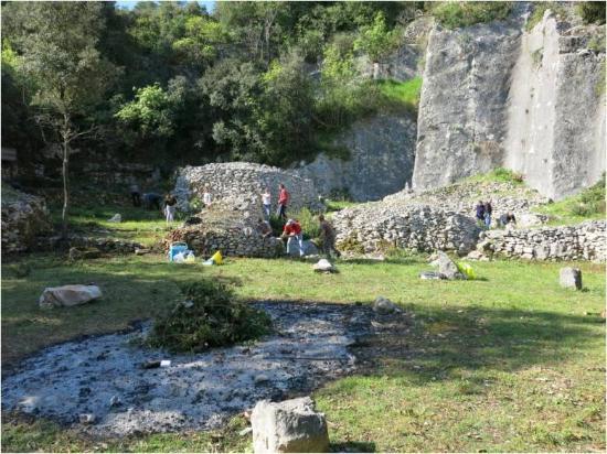 Splitska  - Roman Quarries