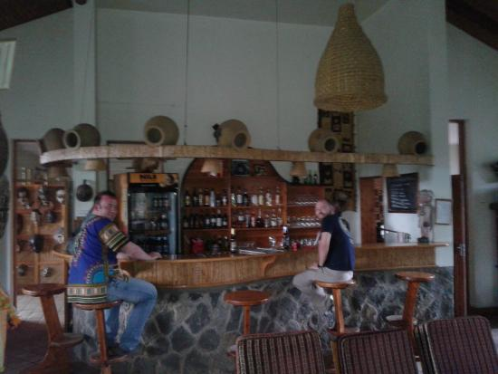 Traveler's Rest Hotel : Bar Area