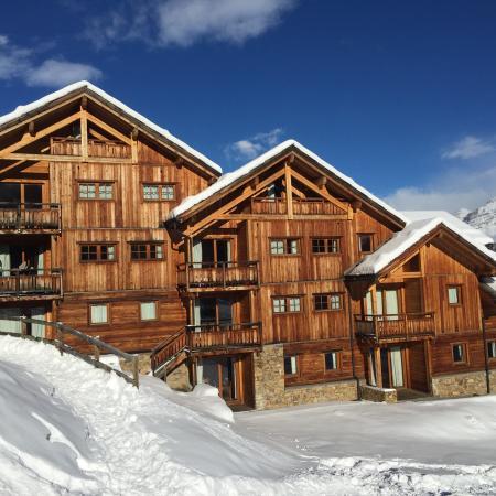 Residence la Dame Blanche: residence