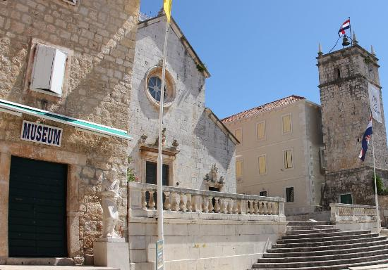 Parish church complex