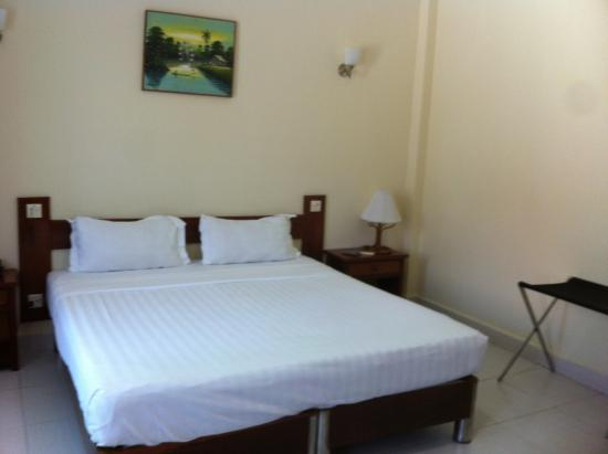 Don Bosco Hotel School: Номер