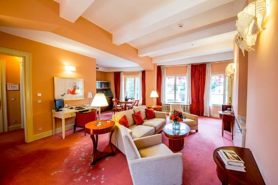 Aria Hotel Prague by Library Hotel Collection: Mozart Suite