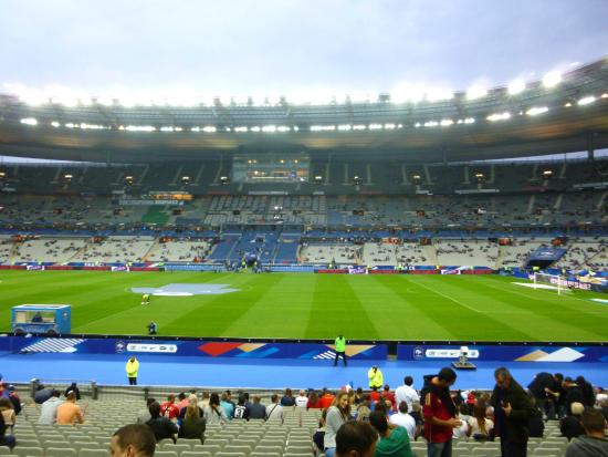 Accueil vip picture of stade de france saint denis tripadvisor - Stade de france place vip ...