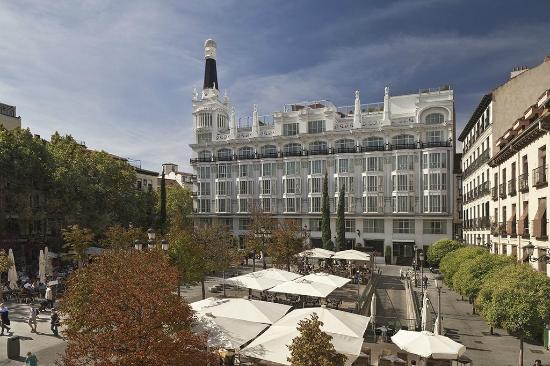 Me Madrid Reina Victoria From 133 Updated 2017 Hotel