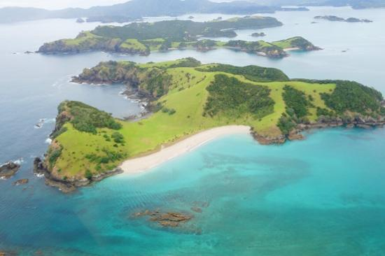 Salt Air Tours: islands from the air