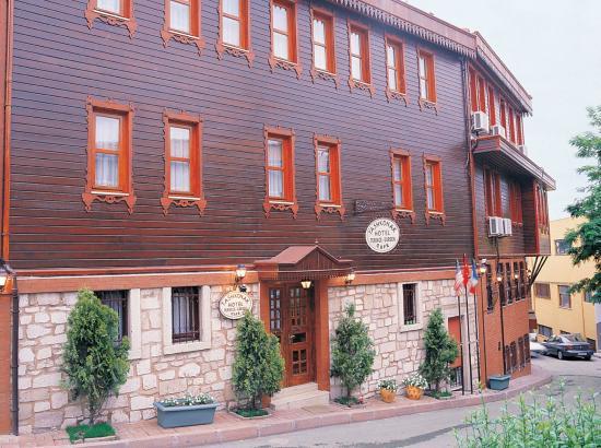 Tashkonak Hotel: Exteriour View