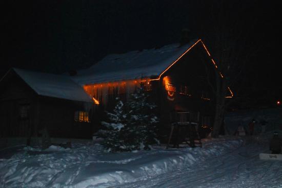Gade in winterlicher Pracht