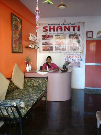 Shanti Ayurvedic Massage Center