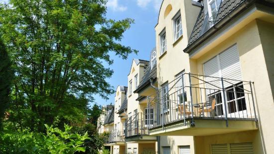 Hotel 2 Länder: Balkon