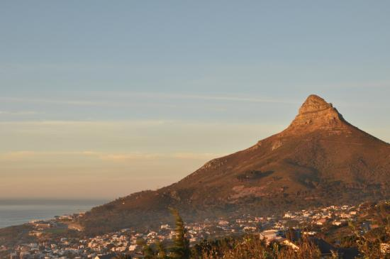Bay Reflections: Lion's Head View