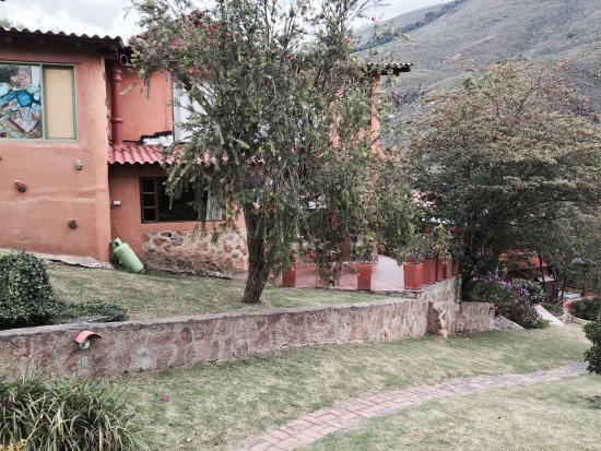 Villa Cura Brochero, Αργεντινή: Exterior hotel