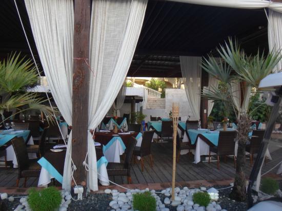 Club Acqua Mare : общий вид ресторана
