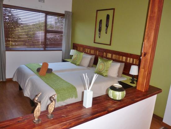 "Marula Lodge Guesthouse: Doppelzimmer ""Marula Deluxe"""