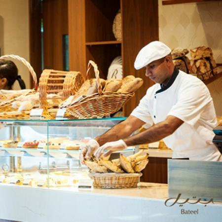 Cafe Bateel, Riyadh - Restaurant Reviews, Photos & Phone
