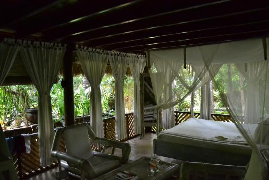 Villa Boreh Beach Resort and Spa Hotel: Room