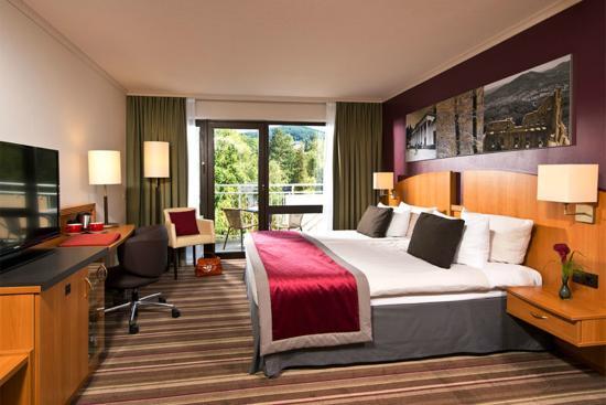 Leonardo Royal Hotel Baden-Baden: Comfort Room