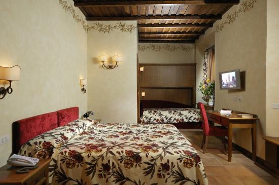 Hotel Residenza San Calisto: Roma - Residenza Santa Maria - Camera