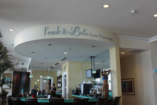 Frank and Lola Love Pensacola Cafe: Entry