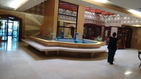 Hotel La Aurora : Lobby
