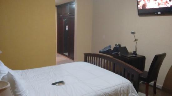 Hotel La Aurora: Habitacion Standar