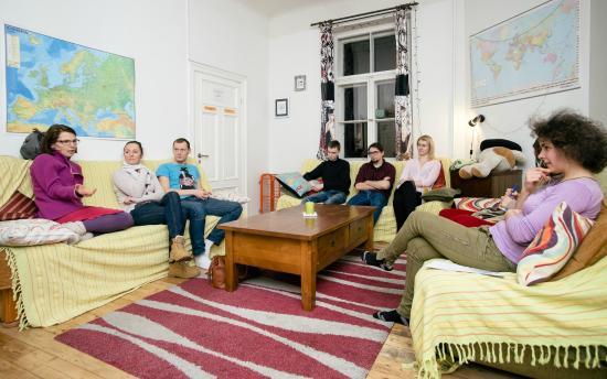 Funky Hostel And Apartments Prices Hotel Reviews Riga Latvia Tripadvisor
