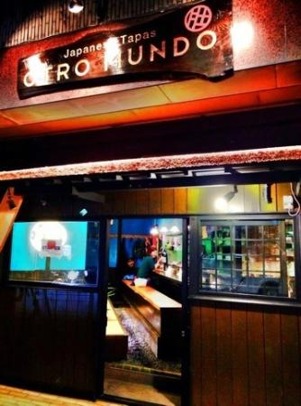 Bar Otro Mundo-Japanese Tapas