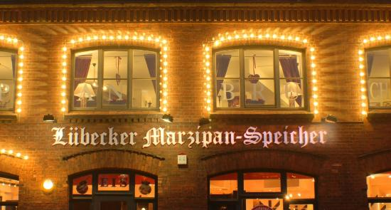 Lubecker Marzipan-Speicher since 1995