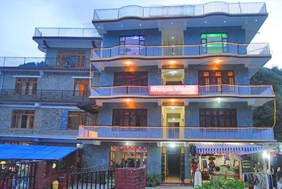 Hotel bhagsu view dharamsala asia hotel reviews - Hotels in dharamshala with swimming pool ...
