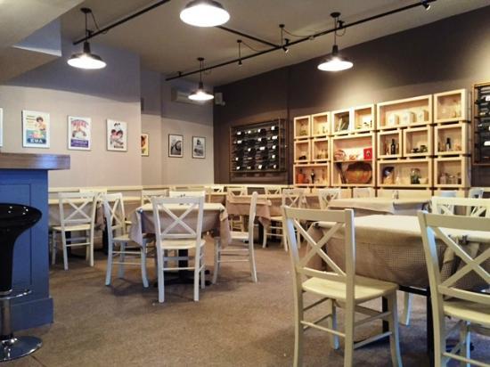 Ampelaki Greek Restaurant: ampelaki2015
